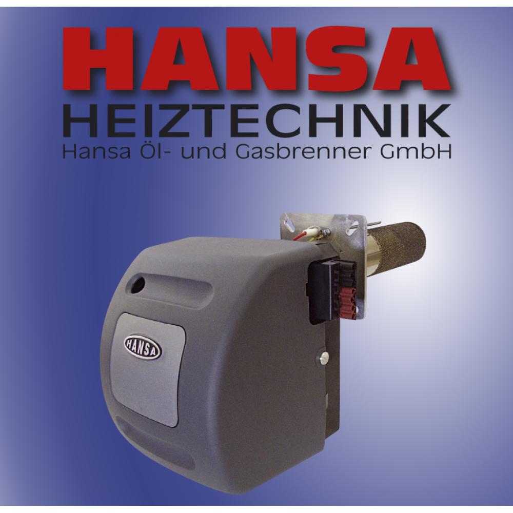 Hansa HPM 1.2 Export 40-90kw - Gas burner