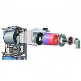 Riello Residence Condens 25 KIS - Condensing wall hang gas boiler