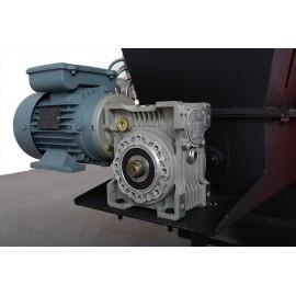 Boiomass boiler heater Werstahl Hercules HS370 (370.000kcal - 430kw)