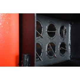 Boiomass boiler heater Werstahl Hercules HS160 (160.000kcal - 186kw)