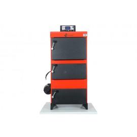 Wood boiler heater Werstahl Hades HD50 (50.000kcal - 58kw)