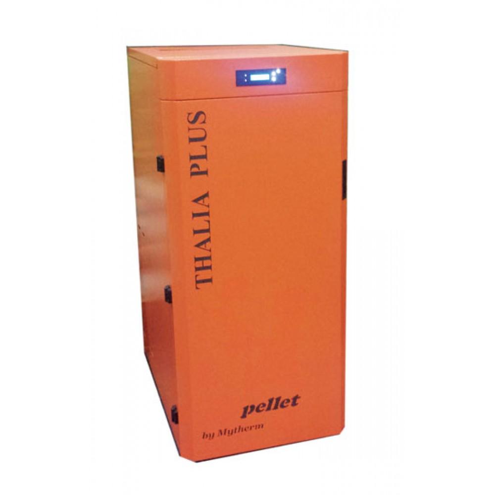 Pellet boiler heater ΤΗΑLΙΑ plus 45 kw