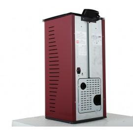 AIr pellet stove - Werstahl Zeus ZS10 - 10kw - 89% efficiency