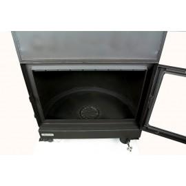 Boiler fireplace Werstahl Hydro ODF 40 (40kw - 34.400kcal)