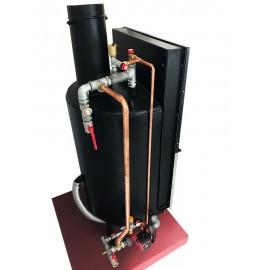 Boiler fireplace Werstahl Hydro 30 (30kw - 25.800kcal)
