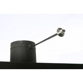 Boiler fireplace Werstahl Hydro 40 (40kw - 34.400kcal)