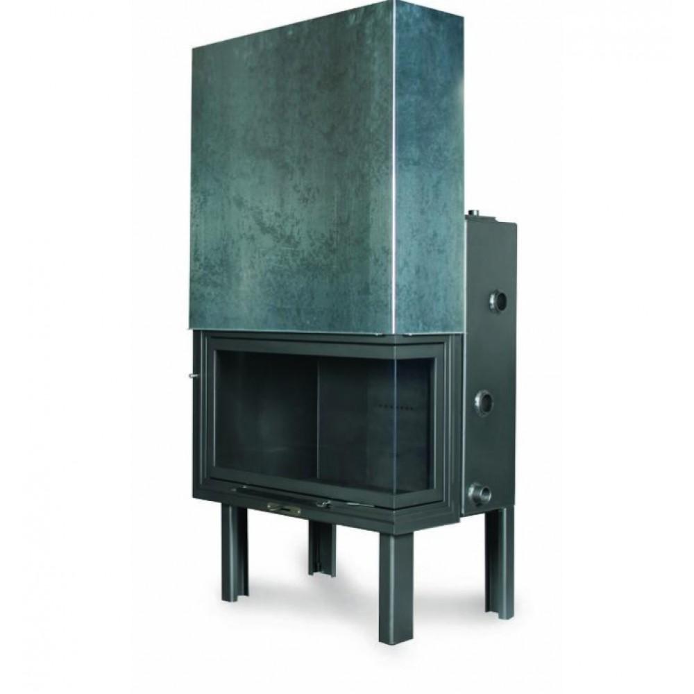 Boiler fireplace Warm W 80 BD BOILER CORNER