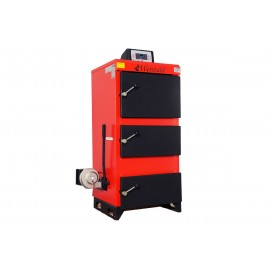 Wood boiler heater Werstahl Hades HD40 (40.000kcal - 46kw)