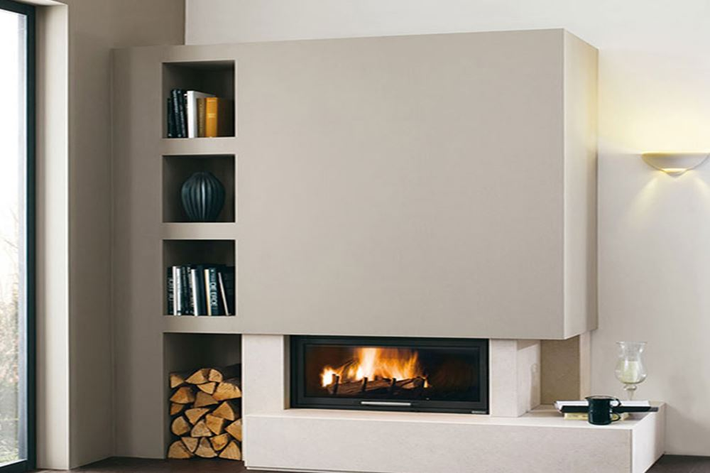 What is an energy efficient fireplace?